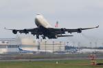 EF66901さんが、成田国際空港で撮影したデルタ航空 747-451の航空フォト(写真)