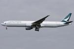Flankerさんが、羽田空港で撮影したキャセイパシフィック航空 777-367/ERの航空フォト(写真)