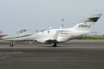 Flankerさんが、羽田空港で撮影したホンダ・エアクラフト・カンパニー HA-420の航空フォト(写真)