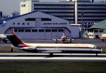 チャーリーマイクさんが、羽田空港で撮影した東亜国内航空 DC-9-41の航空フォト(写真)