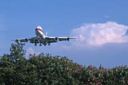 Gambardierさんが、伊丹空港で撮影したユナイテッド航空 747-122の航空フォト(写真)