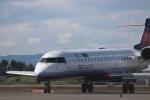 つっさんさんが、伊丹空港で撮影したアイベックスエアラインズ CL-600-2C10 Regional Jet CRJ-702ERの航空フォト(写真)