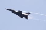 チャッピー・シミズさんが、ロングビーチ空港で撮影したアメリカ空軍 F-16CJ Fighting Falconの航空フォト(写真)