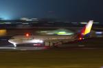 いっち〜@RJFMさんが、宮崎空港で撮影したアシアナ航空 767-38Eの航空フォト(写真)
