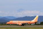 トラッキーさんが、静岡空港で撮影したフジドリームエアラインズ ERJ-170-200 (ERJ-175STD)の航空フォト(写真)