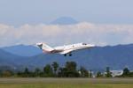 トラッキーさんが、静岡空港で撮影した静岡エアコミュータ 525A Citation CJ2+の航空フォト(写真)