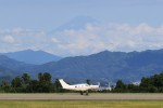 トラッキーさんが、静岡空港で撮影した日本個人所有 PA-46-310P Malibuの航空フォト(写真)