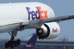 多楽さんが、成田国際空港で撮影したフェデックス・エクスプレス 777-FS2の航空フォト(写真)