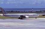 kumagorouさんが、那覇空港で撮影したアシアナ航空 767-38Eの航空フォト(写真)