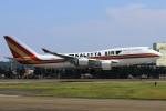 ユージ@RJTYさんが、横田基地で撮影したカリッタ エア 747-446(BCF)の航空フォト(写真)