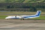pringlesさんが、長崎空港で撮影したANAウイングス DHC-8-402Q Dash 8の航空フォト(写真)