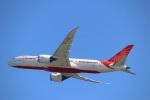 つっさんさんが、関西国際空港で撮影したエア・インディア 787-8 Dreamlinerの航空フォト(写真)