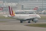 pringlesさんが、チューリッヒ空港で撮影したジャーマンウィングス A319-132の航空フォト(写真)