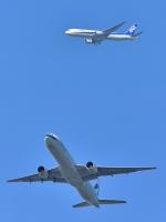 flytaka78さんが、成田国際空港で撮影したキャセイパシフィック航空 777-367の航空フォト(写真)