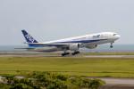動物村猫君さんが、大分空港で撮影した全日空 777-281/ERの航空フォト(写真)
