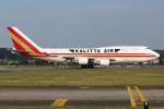 マリオ先輩さんが、横田基地で撮影したカリッタ エア 747-446(BCF)の航空フォト(写真)