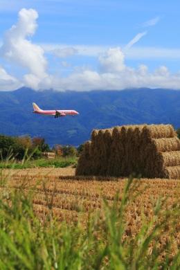 セピアさんが、松本空港で撮影したフジドリームエアラインズ ERJ-170-200 (ERJ-175STD)の航空フォト(写真)