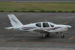 HAC_RENさんが、八丈島空港で撮影した日本法人所有 TB-21 Trinidad TCの航空フォト(写真)