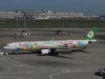 さゆりんごさんが、羽田空港で撮影したエバー航空 A330-302Xの航空フォト(写真)