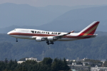 RCH8607さんが、横田基地で撮影したカリッタ エア 747-446(BCF)の航空フォト(写真)