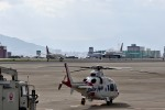 Dojalanaさんが、函館空港で撮影した鹿児島国際航空 AW109SPの航空フォト(写真)