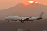 RCH8607さんが、横田基地で撮影したアトラス航空 747-45E(BDSF)の航空フォト(写真)