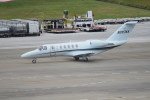 kumagorouさんが、仙台空港で撮影したRobt.Jones Holdings Limited 525C Citation CJ4の航空フォト(飛行機 写真・画像)