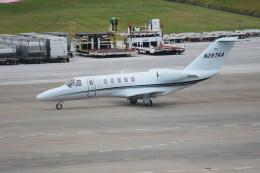 kumagorouさんが、仙台空港で撮影したRobt.Jones Holdings Limited 525C Citation CJ4の航空フォト(写真)