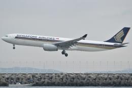 Wings Flapさんが、中部国際空港で撮影したシンガポール航空 A330-343Xの航空フォト(写真)