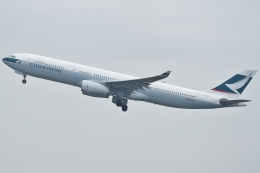 Wings Flapさんが、中部国際空港で撮影したキャセイパシフィック航空 A330-343Xの航空フォト(写真)