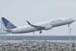 Wings Flapさんが、中部国際空港で撮影したユナイテッド航空 737-824の航空フォト(写真)