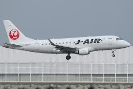 Wings Flapさんが、中部国際空港で撮影したジェイ・エア ERJ-170-100 (ERJ-170STD)の航空フォト(写真)