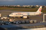 こーき747さんが、小松空港で撮影したキャセイドラゴン A320-232の航空フォト(写真)