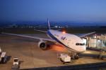 こーき747さんが、小松空港で撮影した全日空 777-281の航空フォト(写真)