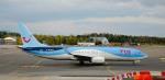 kamerajiijiさんが、オスロ国際空港で撮影したトゥイフライ・ノルディック 737-8K5の航空フォト(写真)