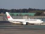 鷹71さんが、成田国際空港で撮影した日本航空 767-346/ERの航空フォト(写真)