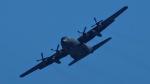 あるふぁさんが、名古屋飛行場で撮影した航空自衛隊 C-130H Herculesの航空フォト(写真)