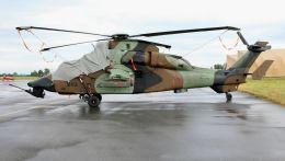 cathay451さんが、ポー・ピレネー空港で撮影したフランス陸軍 EC665 Tigre HAPの航空フォト(飛行機 写真・画像)
