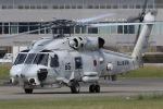 しののめさんが、徳島空港で撮影した海上自衛隊 SH-60Jの航空フォト(写真)