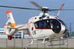 しののめさんが、徳島空港で撮影した海上自衛隊 TH-135の航空フォト(写真)