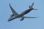 RAOUさんが、関西国際空港で撮影したアシアナ航空 A350-941XWBの航空フォト(写真)
