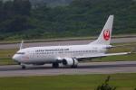 かみじょー。さんが、新石垣空港で撮影した日本トランスオーシャン航空 737-8Q3の航空フォト(写真)
