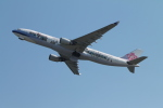 RAOUさんが、関西国際空港で撮影したチャイナエアライン A330-302の航空フォト(写真)