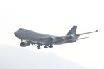 蒲田賢二さんが、香港国際空港で撮影したUPS航空 747-44AF/SCDの航空フォト(写真)