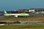 Big Birdさんが、台湾桃園国際空港で撮影したエバー航空 777-36N/ERの航空フォト(写真)