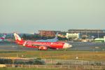 Big Birdさんが、台湾桃園国際空港で撮影したエアアジア・エックス A330-343Xの航空フォト(写真)