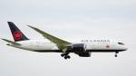 てつさんが、成田国際空港で撮影したエア・カナダ 787-8 Dreamlinerの航空フォト(写真)