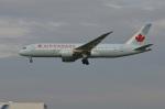 amagoさんが、成田国際空港で撮影したエア・カナダ 787-8 Dreamlinerの航空フォト(写真)