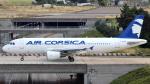 誘喜さんが、パリ オルリー空港で撮影したエア・コルシカ A320-214の航空フォト(写真)