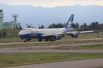 juniors71さんが、小松空港で撮影したシルクウェイ・ウェスト・エアラインズ 747-83QFの航空フォト(写真)